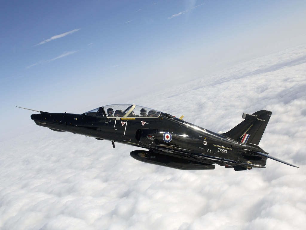 Hawk Advanced Jet Trainer - Think Defence